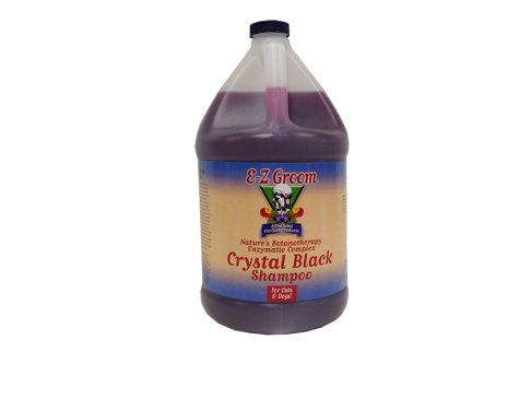EZ-Groom Chrystal Black 3,78l