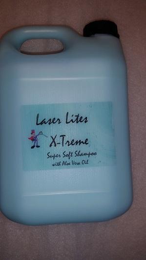 Laser Lites X-treme Super Soft Shampoo 2,5l