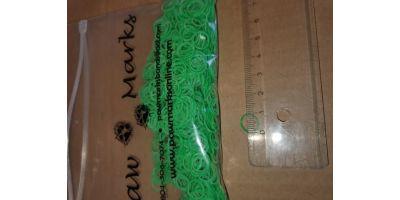 Latex snodd M 8mm grön
