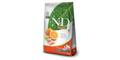 Farmina ND Prime Fisk & apelsin vuxen medium 12kg