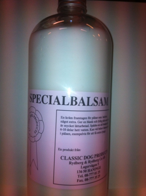 Classic Dog Products Special balsam 1,0